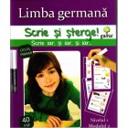 Limba germana. Scrie si sterge