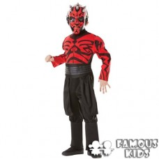 Costum carnaval Darth Maul deluxe