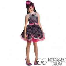 Costum carnaval Draculaura Monster High