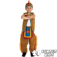 Costum carnaval Indian