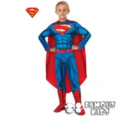 Costum carnaval Superman in actiune