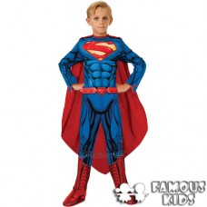 Costum carnaval Superman invincibil