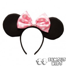 Urechi Minnie Mouse Deluxe roz