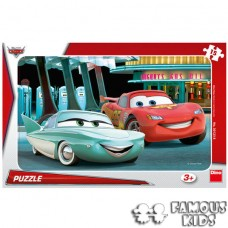 Puzzle Cars 15 piese