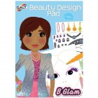Girl Club - Carte de colorat Beauty Design Pad