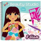Girl Club - Carte de colorat Beauty Studio
