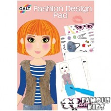 Girl Club - Carte de colorat Fashion Design Pad