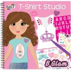Girl Club - Carte de colorat T shirt Studio