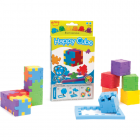 Puzzle - Happy Cube - set 6 bucati