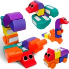 Puzzle magnetic 13 piese
