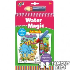 Water Magic - Carte de colorat Animale