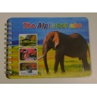 The Alphabet Elephant - carte in limba engleza