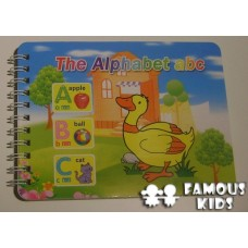 The Alphabet Duck - carte in limba engleza
