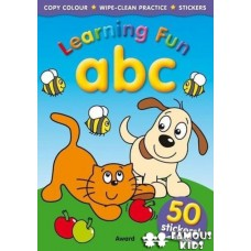 Learning Fun abc 50 stickers