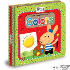 Carte Touch, Explore and Learn - Colors